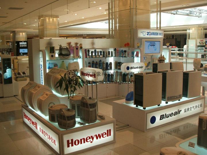 blueair北京新光天地百货商场专卖旗舰店专柜