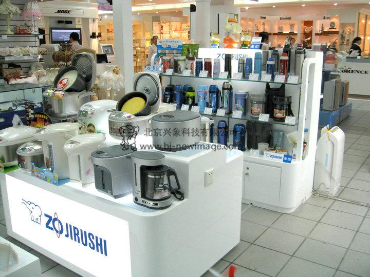 blueair北京赛特购物中心专卖旗舰店专柜