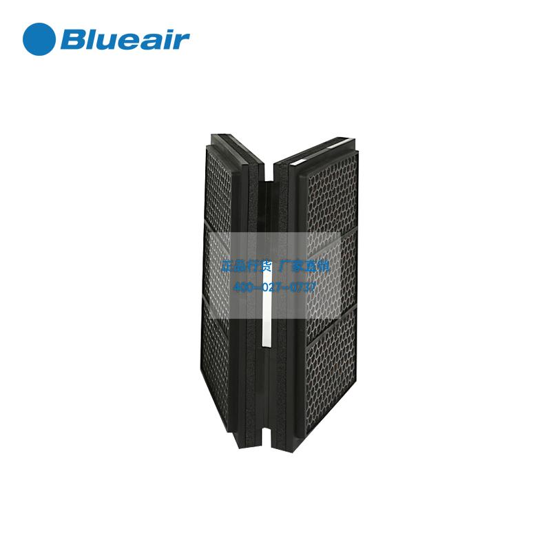 blueair空气净化机PRO系列SmokeStop复合型滤网(M需1套/L需2套/XL需3套)