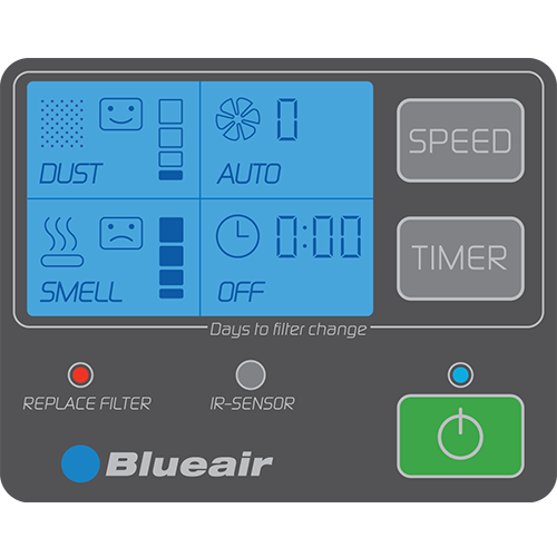 Blueair 650E Air PurifierSales Brochure