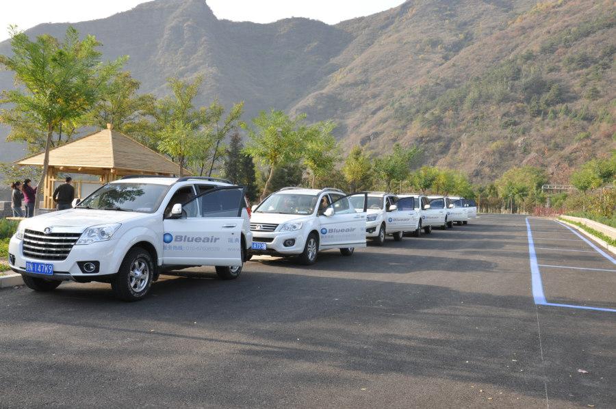blueair空气净化器专业车队为北京提供瑞典blueair空气净化器