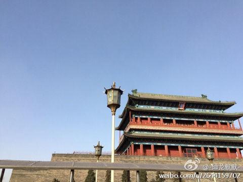 专家:北京下周空气质量好 最高温在3℃以下(图)