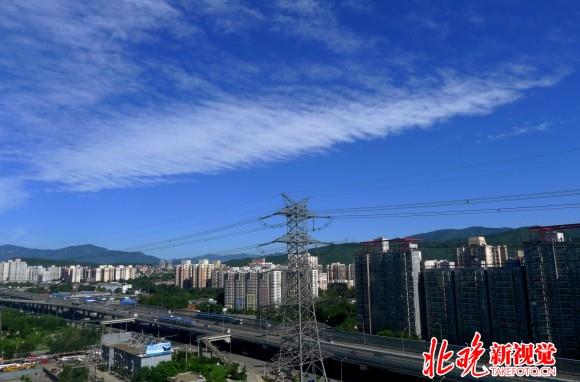 北京天气最新预报:双休日冷空气告别京城 轻微霾或重来