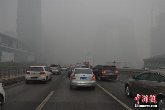 北京去年空气质量达标186天 重度及以上污染46天